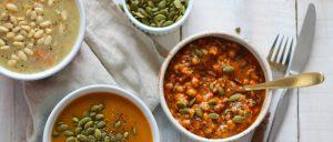 Celebrate Health - Pumpkin & Sweet Potato Soup Internal Feature