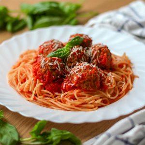 Celebrate Health - Spaghetti Bolognese News Feature