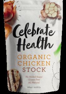 Celebrate Health - Organic Chicken Stock Product