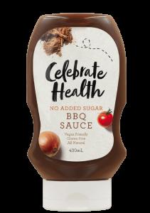 Celebrate Health - BBQ Sauce Product