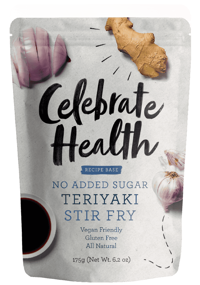 Celebrate Health Teriyaki Stir Fry Image