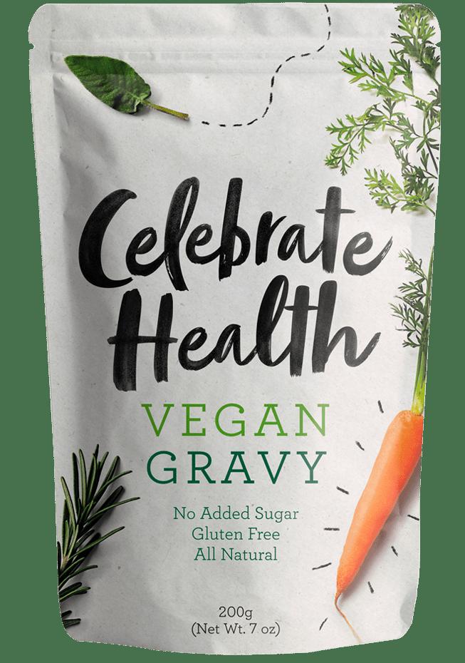 Celebrate Health Vegan Gravy Image