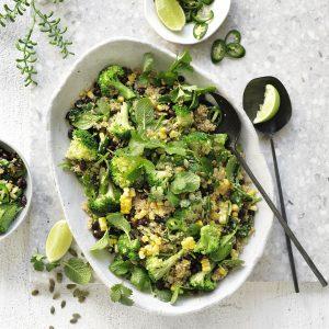 BBQ recipes: quinoa pilaf