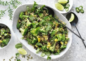 quinoa pilaf by Celebrate Health