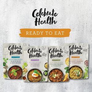 Celebrate Health new ready to eat meals
